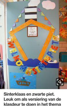 Crafts For Kids, Arts And Crafts, Diy Crafts, School Decorations, Too Cool For School, Art Lessons, Ladybug, Kindergarten, December