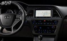 صور: هيونداي سوناتا 2016 تصبح أول سيارة مزودة بنظام اندرويد اوتو  #سيارات #تيربو_العرب #صور #فيديو #Photo #Video #Power #car #motor