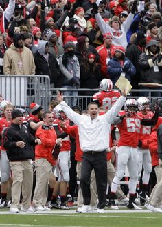...Urban Meyer Michigan 2012
