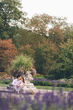 NJ Botanical Gardens Engagement Session In Ringwood, NJ   Captured By NJ  Wedding Photographer Ben