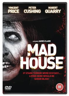 Film Review: Madhouse – The Vincent Price