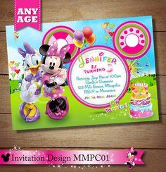 SELECCIÓN enorme Mickey Minnie Mouse por ThePrintableOccasion