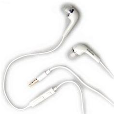 Samsung EH64AVFWE 3.5mm Premium Stereo Headset - Non-Retail Packaging - White
