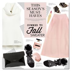 """Must Haves"" by justlovedesign ❤ liked on Polyvore featuring White House Black Market, Victoria's Secret, Nak Armstrong, Rochas, NARS Cosmetics, H&M, Yves Saint Laurent, Givenchy, Christian Louboutin and sleevelesssweater"