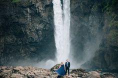 Tonie Christine Photography, Seattle Wedding Photographer Snoqualmie Falls