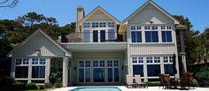 Hilton Head Island Beach front home