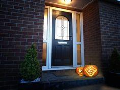 A Rockdoor Pumpkin for a Rockdoor