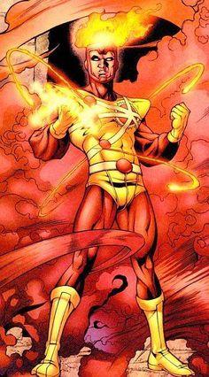 Firestorm (Character) - Comic Vine