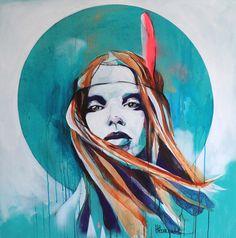 Hannah Adamaszek - Artists around the world in http://www.maslindo.com