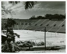 Neyland Stadium/ Shields - Watkins Field, University of Tennessee, Knoxville, 02/15/60