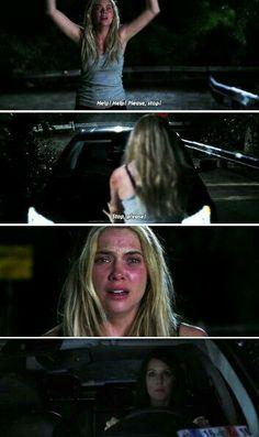 PLL 7x02 Mary saves Hanna??