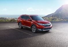 Honda CR-V 2018 - Honda CR-V From Honda Motor Company Is Perfect SUV for Family Used. Global pattern in automotive business is creating more