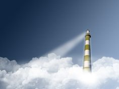 images of lighthouses | 1600x1200 Gods lighthouse desktop PC and Mac wallpaper
