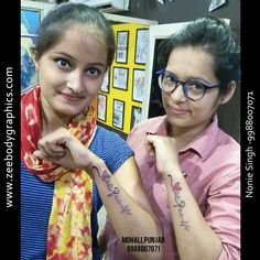 Maa Paa Tattoo designs are representation of affection towards Mom Dad. To make it easier for you to pick here are some of the most famous Mom Dad dedicated tattoo designs. Mom Dad Tattoo Designs, Tattoo Designs Wrist, Tattoo Designs For Women, Tattoos For Women, Father Daughter Tattoos, Mom Dad Tattoos, Tattoos For Daughters, Flute Tattoo, Maa Paa Tattoo