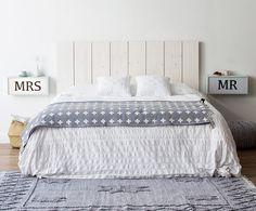 Recursos para cambiar de habitación: de niños a adolescentes – Deco Ideas Hogar Guess Room, Bed Decor, Bedroom Vintage, Bedroom Refresh, Ikea Bed, Home, Home Deco, Home Decor, Room