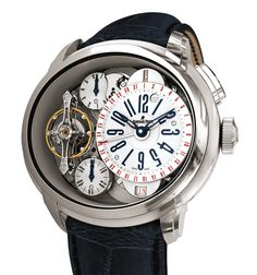 Audemars Piguet Millenary Tradition d Excellence Cabinet 5 Arnold Son, Audemars Piguet Watches, Luxury Gifts, Luxury Watches, Skeleton, Watches For Men, Jewels, Mens Fashion, Leather