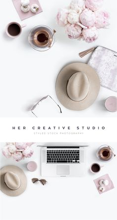 Modern, Feminine Styled Stock Photography to Build a Fabulous Brand. Easily use with your website, social media & digital marketing. Her Creative Studio.