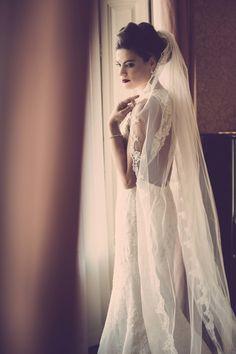 Styled Shoot: Vintage boudoir shoot in Kasteel Vanenburg Bridal Style, Bridal Dresses, Elegant, Model, Vintage, Collection, Fashion, De Stijl, Lush