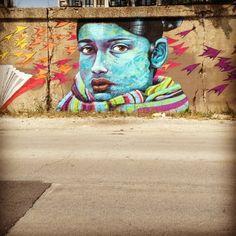 #Streetart in #Chicago