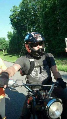 In Georgia 5/6/14 Biker Reedus