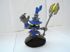 League of legends: Veigar Clay. by TheJumpingGenie on Etsy
