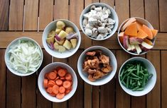 Ingredients for the perfect chicken potjiekos, © Renée Nesbitt/Yuppie Chef Perfect Chicken, Perfect Food, South African Recipes, Ethnic Recipes, Cooking Recipes, Healthy Recipes, Healthy Meals, Food N, Main Meals