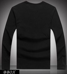 Wholesale 2014 Autumn Shirts - Buy 2014 Autumn Winter Men's Slim Fit Solid Color Shirts Stylish Crew Neck Long Sleeve T-shirts Tee Tops New Arrival BBox, $12.87 | DHgate