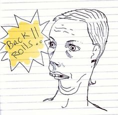 Alyssa Edwards from Rupaul's Drag Race- hahaha, I could laugh at this for years.