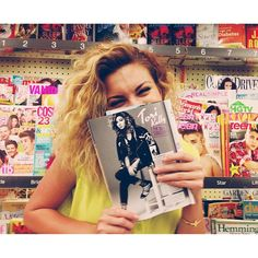 Tori Kelly in Teen Vogue!!  so cool!!