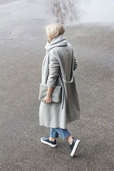 {style inspiration : beautiful ways to keep warm} | www.this… | Flickr