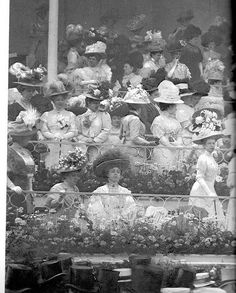 wyścigi konne historia, 1908