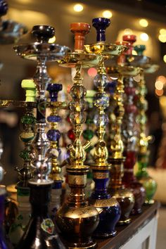 -hookah- india themed house warming party