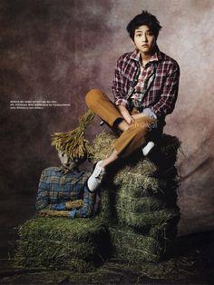 Song Joong Ki - 2011 Vogue Korea Magazine ♡♡♡