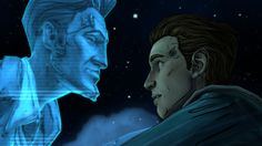 Jack and Rhys Borderlands 1, Tales From The Borderlands, The Wolf Among Us, Handsome Jack, Daddy Long, Long Legs, Video Games, Gaming, Hero