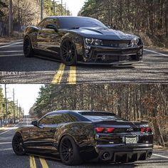 Black Camaro