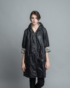Reversible Coat by Buffet Clothing