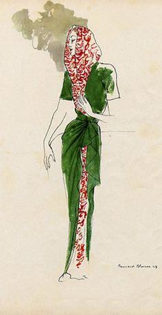 Maggy Ruff, 1947. Illustrated by Bernard Blossac