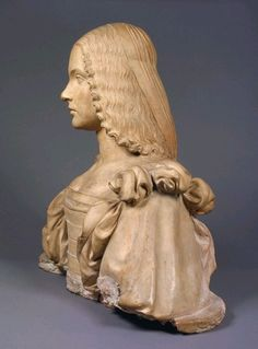 Attributed to Gian Cristoforo Romano  Portrait of a Woman, probably Isabella d'Este c.1500; terracotta
