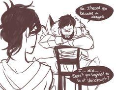 kisu-no-hi:  Hawke's priorities.