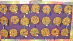 2nd Grade: Native American Shield