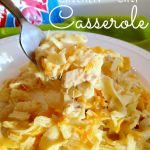 Everyone will love this Chicken and Chip Casserole recipe and you will love how easy it is to make.