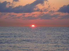 Sunrise in Boca Raton FL