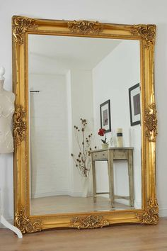 Furniture: Elegant Antique Wall Mirror Styles Also Antique Mirror Wallpaper from 4 Tips in Choosing Antique Wall Mirrors