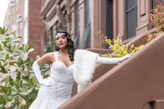 Check out today's Harlem Renaissance inspired styled shoot, captured by Cyriene Photography at 67 Orange Street, a modern speakeasy in Harlem, NY.