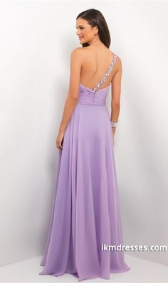 2015 Prom Dresses Sheath/Column Floor Length Purple One Shoulder Chiffon Beading & Sequince http://www.ikmdresses.com/2013-Prom-Dresses-Sheath-Column-Floor-Length-Purple-One-Shoulder-Chiffon-Beading-amp-Sequince-p84212