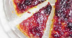 Quando penso ad un dolce con la marmellata mi viene in mente subito una crostata (tutt'al più un muffin con il cuore di marmellata) e ...