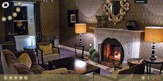 beautiful sitting room at Monart Spa