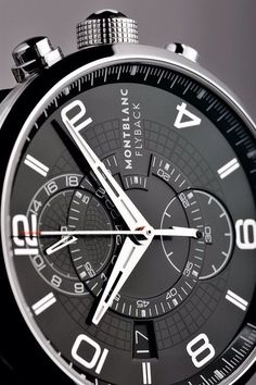 The Montblanc Flyback
