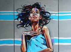 ArtAffair – Galerie für moderne Kunst | Anna Bocek: La Playa