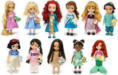 Disney Animators' Dolls 2012